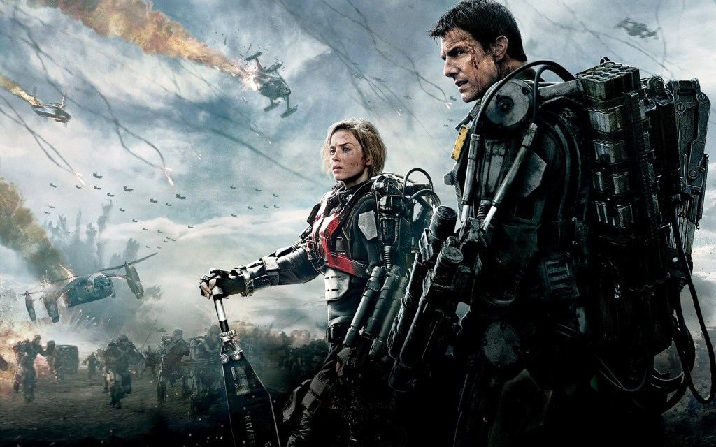 Edge of Tomorrow Is A Great Title