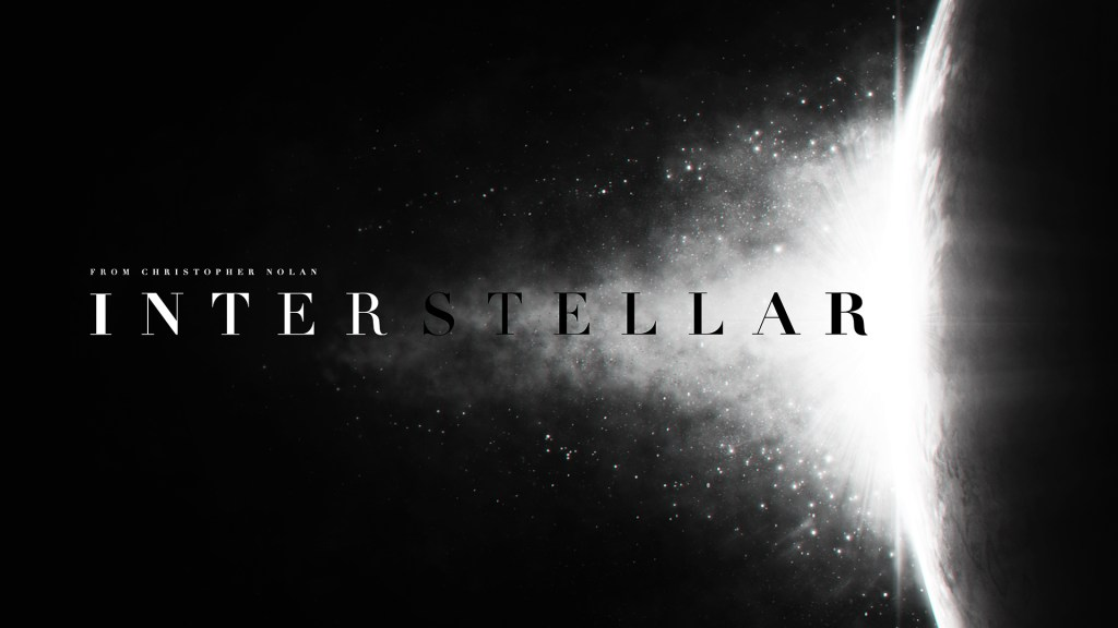 Interstellar with Nate and Søren