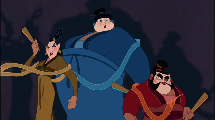 Mulan Brazenly Challenges Gender and Sexuality