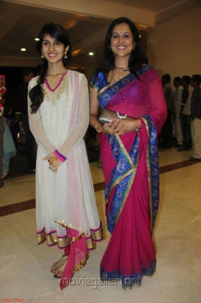 Daughter Vijay His