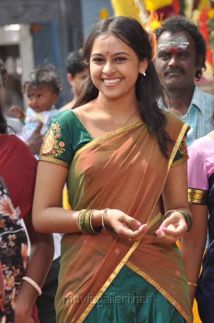 Picture 288378 Actress Sri Divya In Nagarpuram Movie