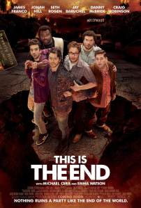 This is the End - Poster