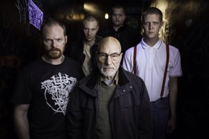 "FIRST LOOK AT PATRICK STEWART AS NEO-NAZI BOSS IN ""GREEN ROOM"" – THE NEW FILM FROM ""BLUE RUIN"" DIRECTOR/WRITER JEREMY SAULNIER"