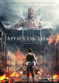 Moviehooker's Netflix Pick Of The Week – Attack On Titan (Also new Images from Upcoming Live-Action Film)