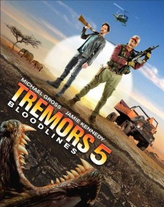 Trailer For Tremors 5: Bloodlines