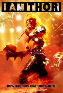 Rock Legend Jon Mikl Thor Makes His Comeback In New Heart-warming Rockumentary I AM THOR