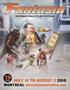 First Wave Of Films And New Poster Art Revealed For Fantasia International Film Festival's Epic 20th Anniversary Edition