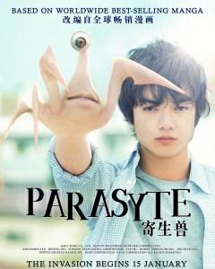 INSANE JAPANESE MOVIES Parasyte