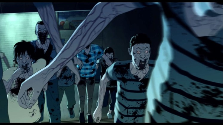 Seoul Station Fantasia 2016 ZOMBIE MOVIE review