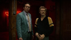 Nicolas Cage & Willem Dafoe Get A Little Crazy In UK Trailer For DOG EAT DOG