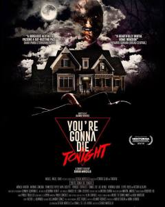 Review For New Horror Short You're Going To Die Tonight