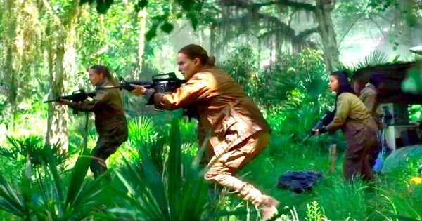 Annihilation Movie Alex Garland