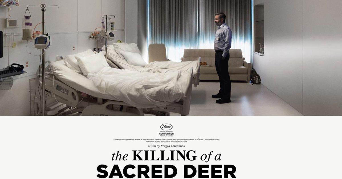 Killing Of A Sacred Deer movie Trailer