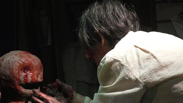 Horror movie Japan VAMPIRE CLAY