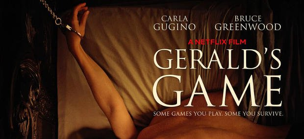 Gerald's Game Netflix Poster