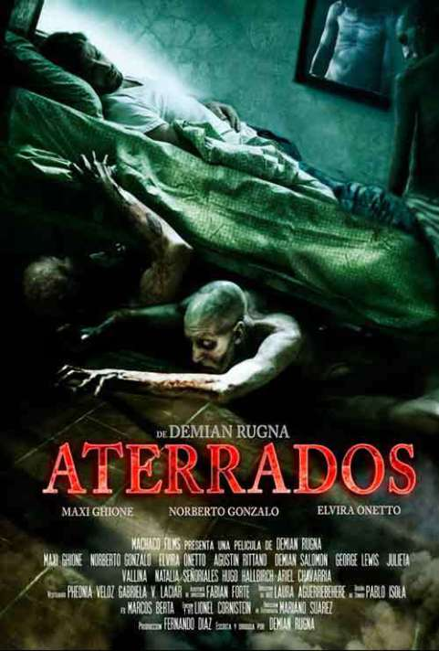 New horror 2017 ATERRADOS