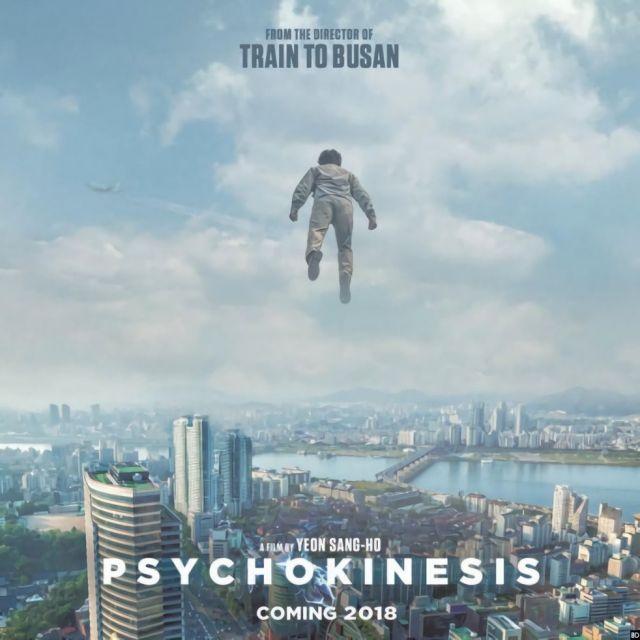 Psychokinesis movie
