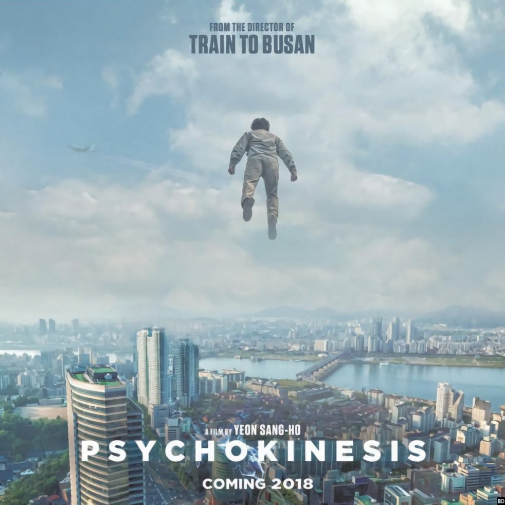 Psychokinesis movie