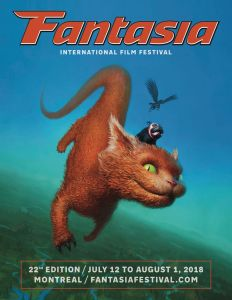 Fantasia Festival Ads Official Poster And First 2 Flicks