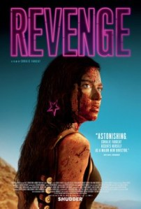 Review For New French Shocker REVENGE