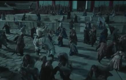 Rampant movie screenshot