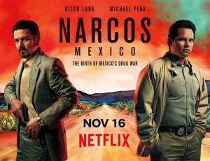 There Is A Brand New NARCOS Series On Netflix NARCOS: MEXICO