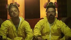 Jesse Pinkman & Walter White AMC IMAGE