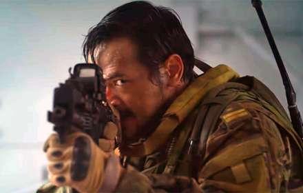 New Dark Asian Movies - Foxtrot Six - Indonesia