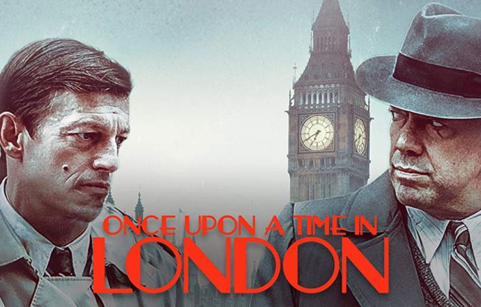 Once Upon A Time In London Netflix