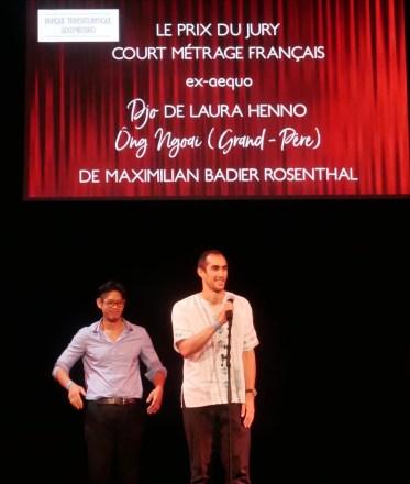 prix jury coourt metrage francais b