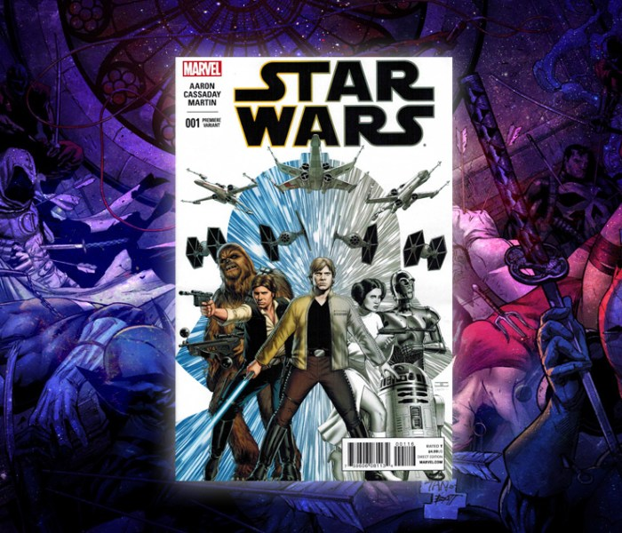 STAR WARS: SKYWALKER STRIKES #1 | Review