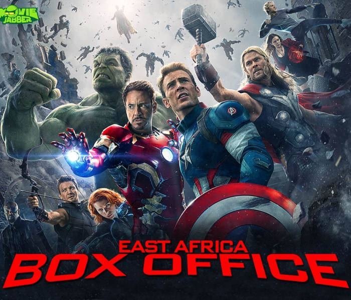 EAST AFRICA BOX OFFICE | The Avengers Rule, Furious 7 Still Holding Strong