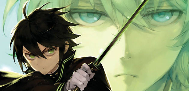 ANIME | Seraph of the End