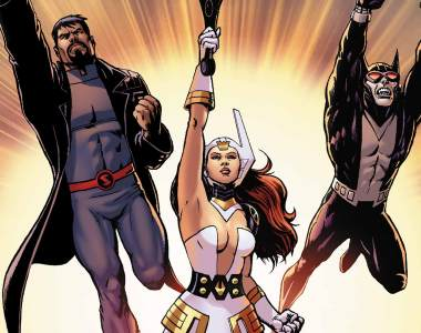 JUSTICE LEAGUE: GODS & MONSTERS | Review