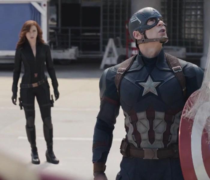 CAPTAIN AMERICA: CIVIL WAR | New Trailer Introduces Spider-Man!