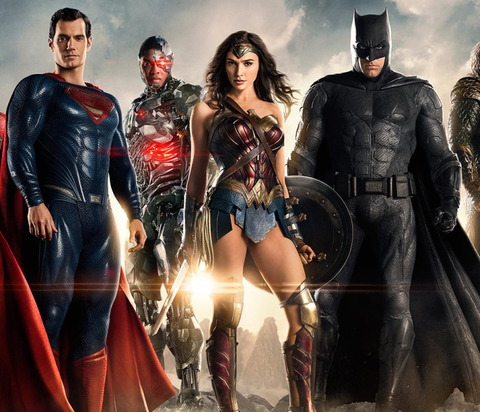 JUSTICE LEAGUE | November 17, Kenya