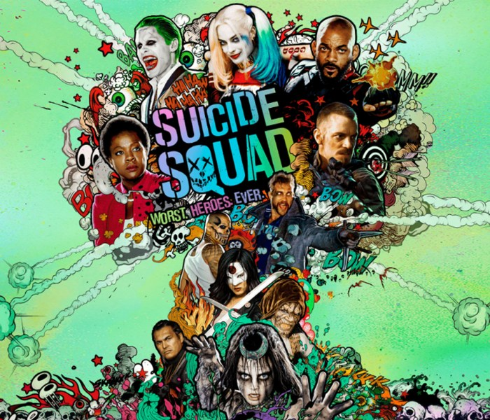 SUICIDE SQUAD | Now In Cinemas Kenya