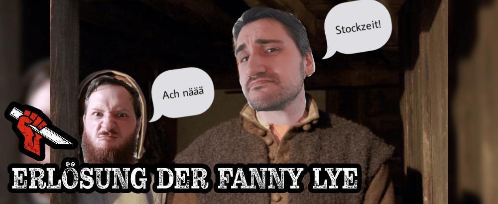 Die Erlösung der Fanny Lye - Podcast mit Kane und Korbi