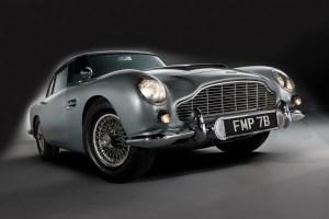 Aston Martin DB5: 3