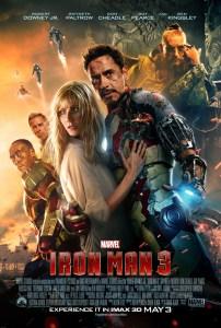 4. Iron Man 3