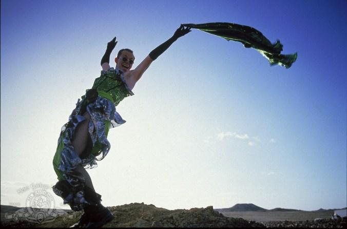 Hugo Weaving in Priscilla, Queen of the Desert