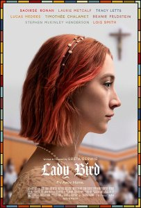 Lady Bird theatrical poster