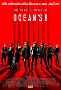 Ocean's 8 poster