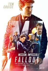 Mission: Impossible Fallout poster