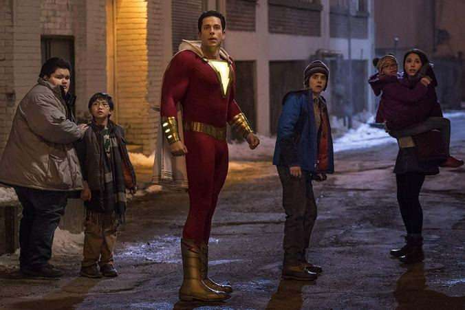 Movie still from Shazam