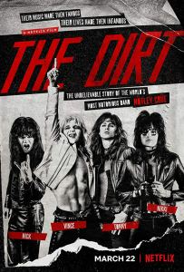 The Dirt movie poster