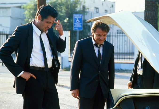 Harvey Keitel in Reservoir Dogs