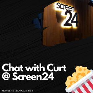 Screen24 interview