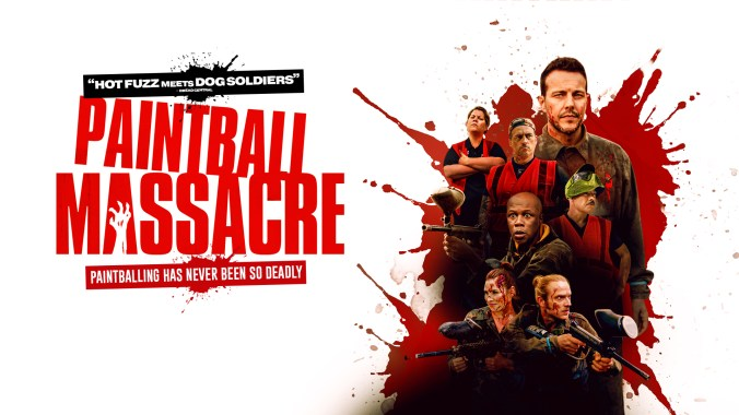 Paintball Massacre poster