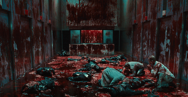 Image result for gory horror movie still